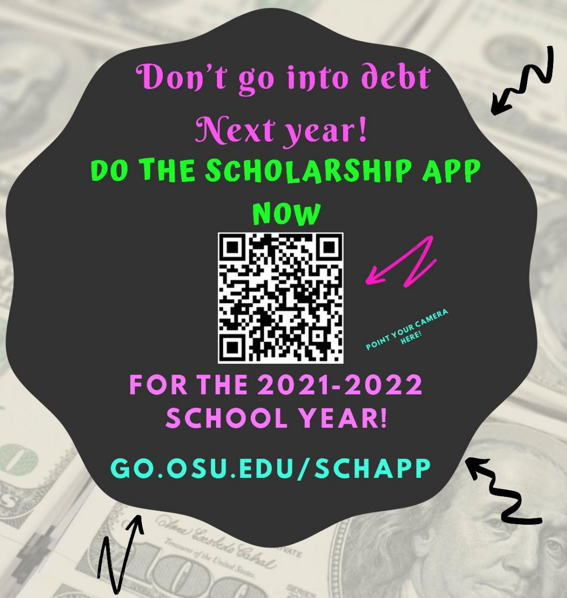 Osu 2022 Calendar.Financial Aid Scholarships Wooster Campus Student Programming Life