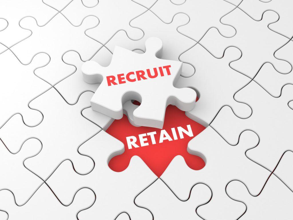 Recruit Retain Image